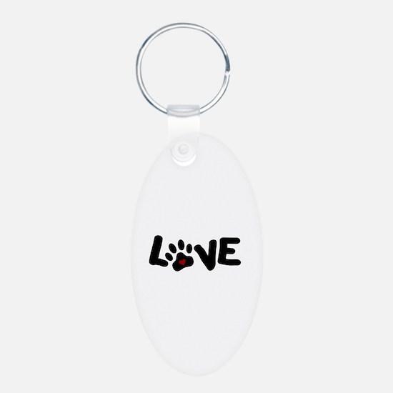 Love (Pets) Keychains