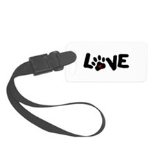 Love (Pets) Luggage Tag