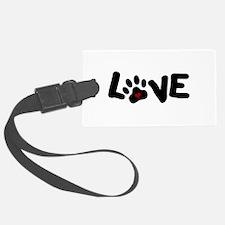 Love (Pets) Luggage Tag