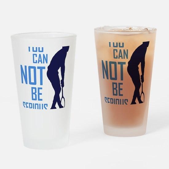 Mcenroe tribute Drinking Glass