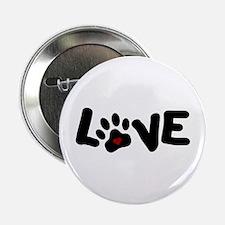 """Love (Pets) 2.25"""" Button"""