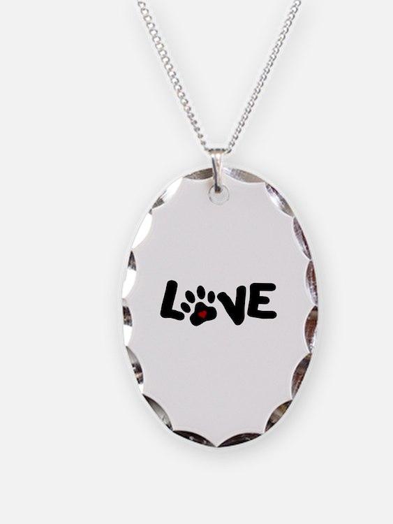 Love (Pets) Necklace