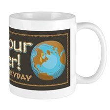 Love Your Mother Earth Day  Mug