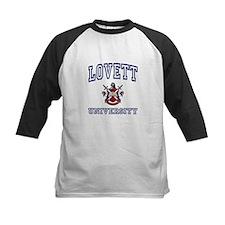 LOVETT University Tee