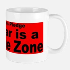 no phone zone Mug