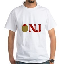 Olive (I Love) NJ Shirt