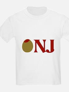 Olive (I Love) NJ T-Shirt