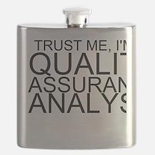 Trust Me, I'm A Quality Assurance Analyst Flas