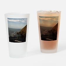 Blow Hole Ensenada Mexico-1 copy Drinking Glass