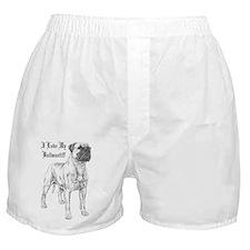 THE Bullmastiff Boxer Shorts