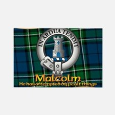 Malcolm Clan Magnets