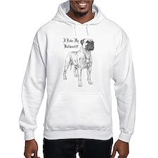 THE Bullmastiff Jumper Hoody