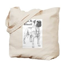 THE Bullmastiff Tote Bag