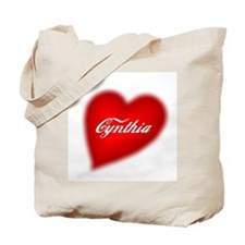I love Cynthia products Tote Bag