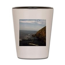 Blow Hole Ensenada Mexico-16x20 Shot Glass