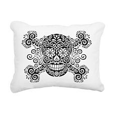 dod-etern-notx-LTT Rectangular Canvas Pillow