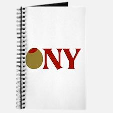 Olive (I Love) NY Journal