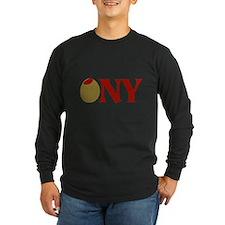 Olive (I Love) NY T