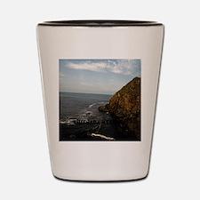 Blow Hole Ensenada Mexico-3.5x3.5 Shot Glass