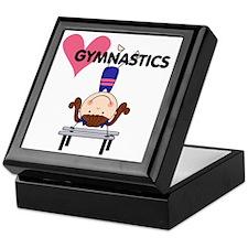 GYMNASTICSFOUR Keepsake Box