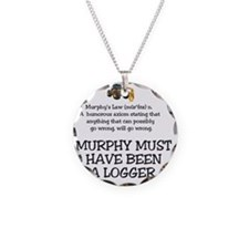 murphylaw Necklace