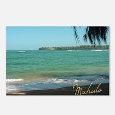 mahalocard Postcards (Package of 8)