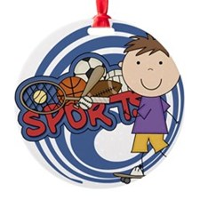 SPORTSSFOUR Ornament