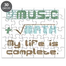 music-math2 Puzzle