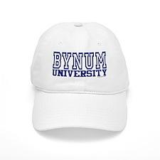 BYNUM University Baseball Cap