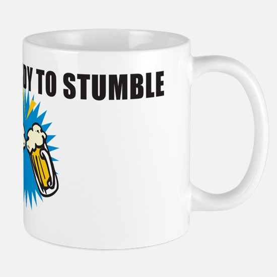 readyStumbleOnWht Mug