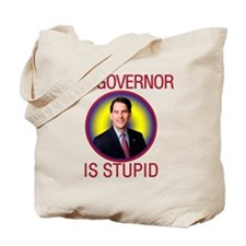 stupid-gov Tote Bag