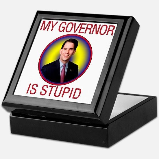 stupid-gov Keepsake Box