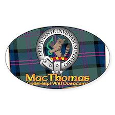 MacThomas Clan Decal