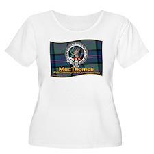 MacThomas Clan Plus Size T-Shirt