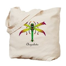Meadowlantern Dragonfly pillow Tote Bag