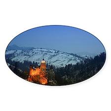 bran castle  Decal