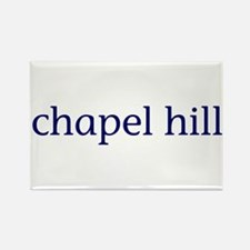 Chapel Hill Rectangle Magnet