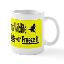 Save Alabamas wildlife Sticker.gif Mug