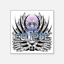 """Twilight Eclipse Native Win Square Sticker 3"""" x 3"""""""