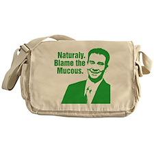 MQS_GREEN_CORRECT Messenger Bag