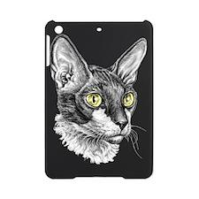 Cornish Rex for darks iPad Mini Case