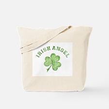 Irish Angel Tote Bag