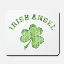 Irish Angel Mousepad