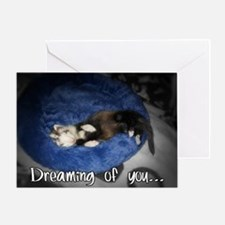 Dreaming Of You Greeting Cards