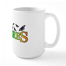 DeColores Butterflies Mug Mug