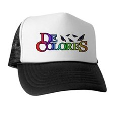 DeColores Butterflies Mug Trucker Hat