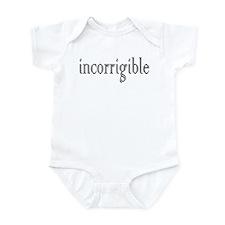 Incorrigible Infant Bodysuit