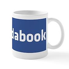 read a (face) book Mug