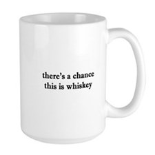theres a chance this is whiskey Mugs