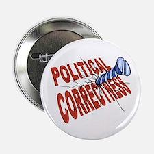 "Screw Political Correctness 2.25"" Button (10 pack)"